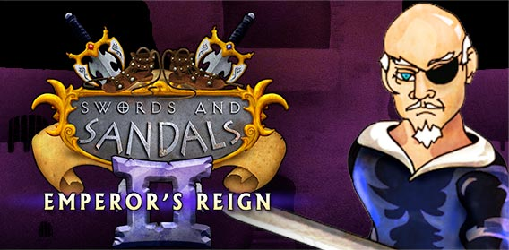 Swords and Sandals 2: Emporer's Reign