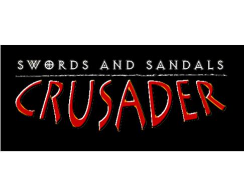 Swords and Sandals Crusader Logo