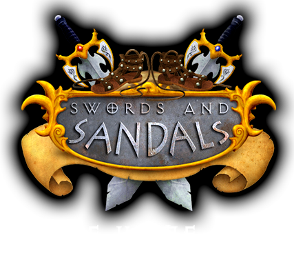 Swords and Sandals Logo